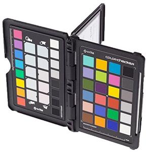 Tarjeta de clalibración de colores ColorChecker Passport Photo