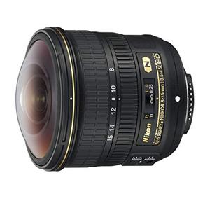 Ojo de pez con zoom Nikon AF-S 8-15mm F3.5-4.5E ED