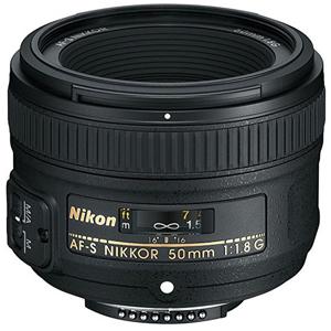 Nikon Nikkor AF-S 50mm 1.8 G